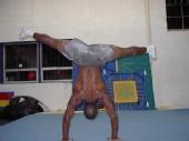 Super G - Handstand Split Backwards
