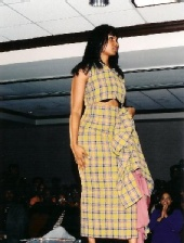 SAUNDRA PHELPS - Gloria Hill Fashion Show