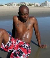 Derrick Scott - Beachshot