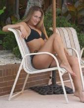 Teresa - Black swimsuit