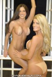 Loretta Ann - BabeXtreme Calendar (Loretta & Jennifer) - raw.