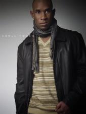 Anthony Hawthorne - Leather jacket
