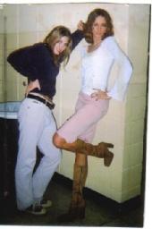Tiffany Reginelli - School Girls
