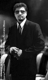 charming - Chandrak Pandya. Model & Actor. Ahmedabad-India.