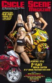 KiKi - Cycle Scene Magazine