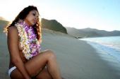 Miss Benilda - Overlooking Oahu