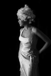 Tabitha - Vera Wang dress