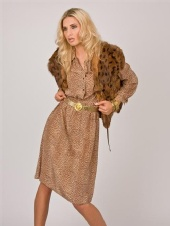 kelly scheuher - DVF dress for ChiChi and the Greek