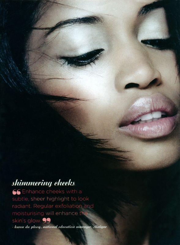 Christina Anderson - 17 Magazine