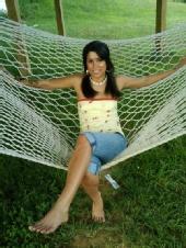 Katryn Naomi - hammock