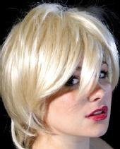 Meri - fun with wigs