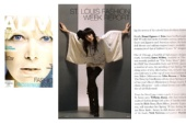 Masha - Alive magazine/St.Louis