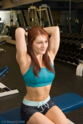 Holly - Triceps Extensions