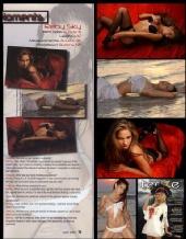 Reby - TEEZE Magazine - April 2007