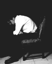 Odilon du Hamel - odilon sitting
