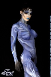 Teresa Noreen - Bodypainting by Pashur OMP #6219
