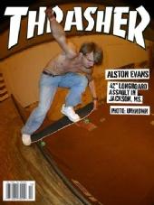 Alston Alston - For Thrasher Magazine