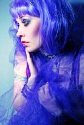 Irismoon - blue