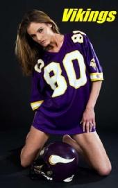 Joelle McGovern - Vikings