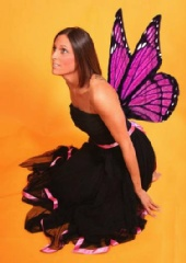 Lisa - Butterfly Wings and Ball Gowns