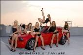 pinksnowbunny - Ford Mustang girls 2006
