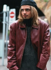 Taylor - Eingen Leather Red #8