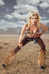 ~Gwendolyn~ - Dare to come into my desert!
