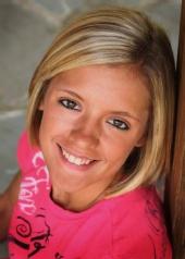 Ashlie - senior picture
