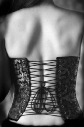 Caustic Cayla - Corset Strings