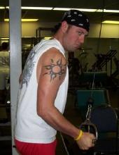Chris - Gym
