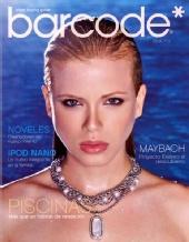 Ana Delia De Iturrondo - Cover Barcode magazine