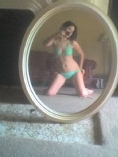 Liz - This is a picture of me in a bathing suit.