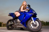 Caitlin - A girl who REALLY knows how to ride..