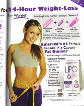 Kalifornia Kowgurl - Lipo 6 in Fitness Mags! Woot!