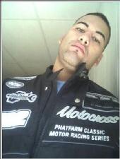 Hector Crespo - Bike Jacket