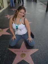 Rabecca Rhinestone - Rabecca Rhinestone goes to Hollywood!!!