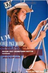 Gelusa - Feature in March 5 2007 Issue of Urban Mainstream Magazine