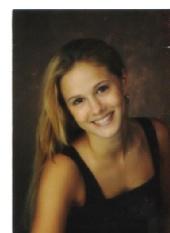 Ashley - Graduation pic.