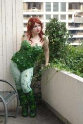Kira Valentine - poison ivy