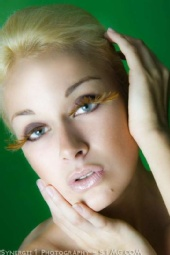 Victoria Leigh - Ostrich Lashes