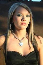 Corina B - Face Shot
