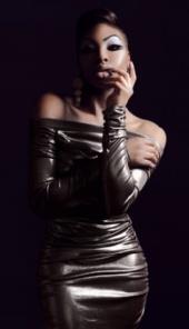 Erica Fierce-Model