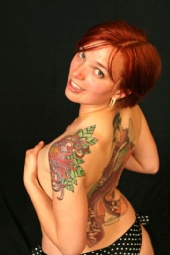Kate - tattoos