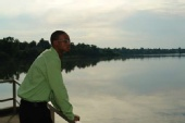 Mr. Childress - Mr. Childress Looking into the Lake