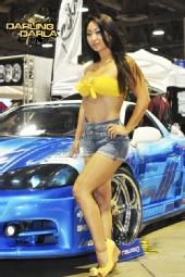 Darling Darla - Motion Auto Show 2012