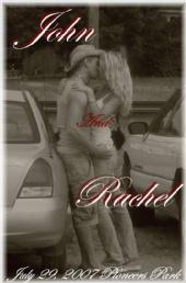 Rachel Reeve - Wedding Invitation