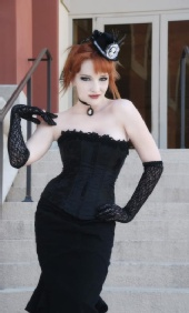 Scarlett Noel - La Rose En Noir