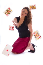 Kaitlan Hannan - Playing Cards