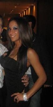 Rachele Marie - black dress