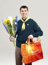 Peter Halpin - Sainsbury's